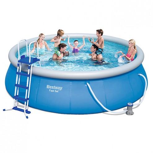 Fast Set Pool Set 457x122cm
