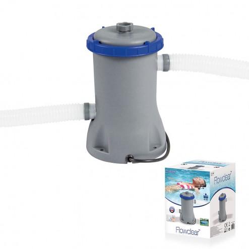 Pompe de filtre 530 gallons