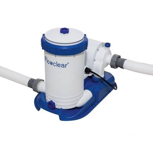 Pompe de filtre 2500 gallons