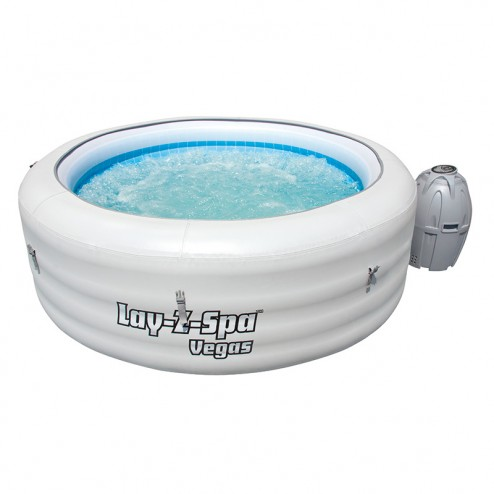 Jacuzzi gonflable Lay-Z-Spa Vegas Airjet