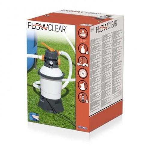 Pompe de filtre à sable 530 gallons