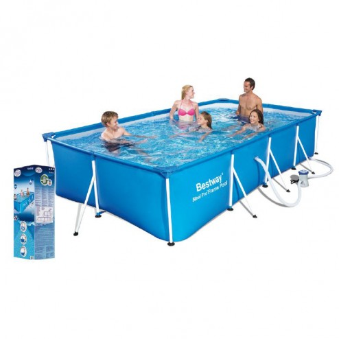 Splash Frame Pool Set 400 x 211
