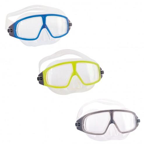 Masque de plongée double oeillère