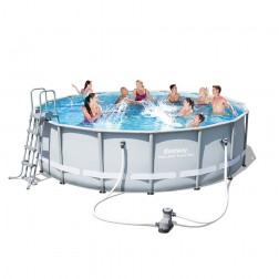Steel Pro Frame Pool Set 488 x 122 cm