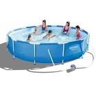 Pool Steel Pro Piscine 366m x 76cm