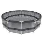 Steel Frame Pool Set 366 x 122 cm