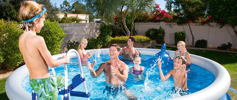 Les 8 principaux critères d'achat pour les piscines de jardin